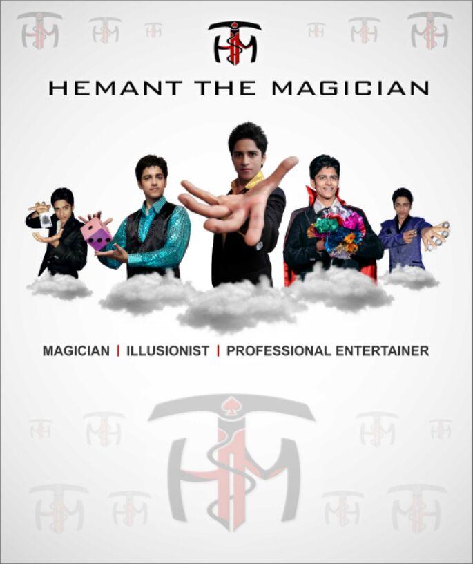 Magician Hemant