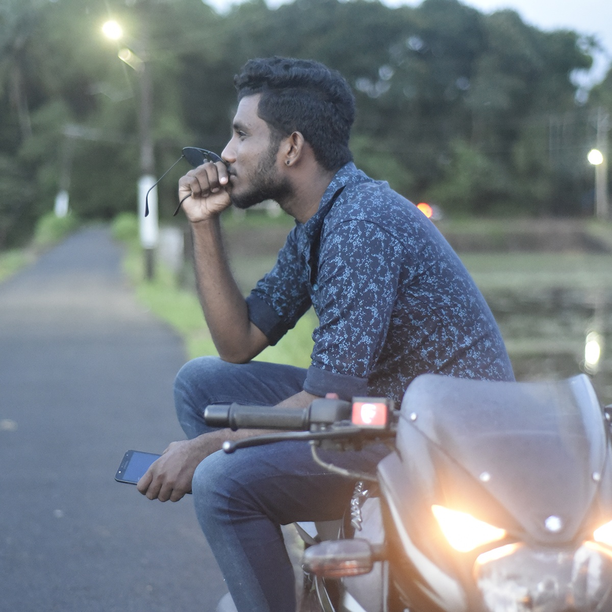 Aroon raveendran
